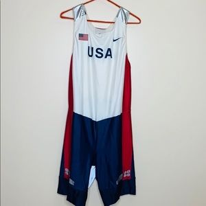 NIKE USA | Official Olympic Track & Field Uniform